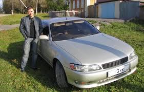 Тойота Марк 2 1992, Этот старичок (марковник) появился у меня ...