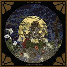<b>Electric</b> Moon - Stardust Rituals (2017, Blue Marbled, <b>180 gr</b>, Vinyl ...