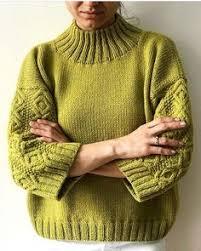 Свитер,<b>пуловер</b> спицами: найкращі зображення (692) у 2019 р ...