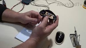 Проводная <b>USB</b> - мышь, распиновка контактов, замена провода ...