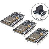 MakerHawk <b>3pcs ESP8266 NodeMCU</b> LUA CP2102 <b>ESP</b>-12F <b>WiFi</b> ...