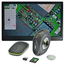 <b>1080P HDMI</b> USB Microscope Camera <b>High Speed</b> Industrial ...