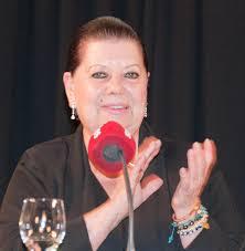 Carmen Jara. Como siempre, ha sido una de las estrellas | C.Jordá/LD - carmenjara1