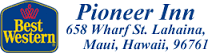 Image result for  The Pioneer Inn logo