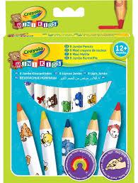 """Цветные <b>карандаши</b> """"Crayola"""", <b>8</b> цветов, в ассортименте ..."""