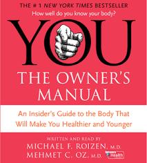 <b>YOU</b>: The Owner's Manual - Ljudbok - <b>Michael F</b>. <b>Roizen</b>,Mehmet C ...