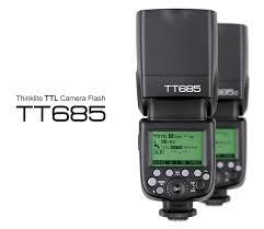<b>Вспышка Godox ThinkLite</b> TT685O TTL для Olympus/Panasonic ...