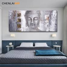 Best value Large <b>Buddha Wall</b> Painting – Great deals on Large ...