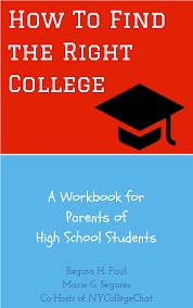 helping your student the right college parents guide to how to the right college cover
