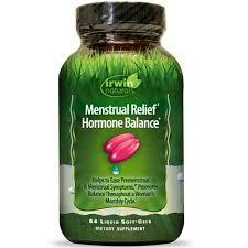 Irwin Naturals Women's <b>Menstrual Relief Hormone Balance</b>