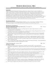 sample mba resume examples admission resume sample