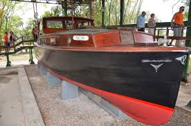 baugh s blog photo essay pilar hemingway s boat at finca vigia photo essay pilar hemingway s boat at finca vigia in