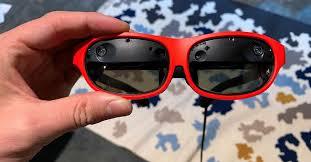 These slick new AR <b>glasses</b> project shockingly <b>high</b>-<b>quality</b> visuals ...