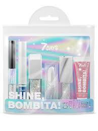 <b>Подарочный набор</b> для макияжа, <b>косметичка</b> SHINE, BOMBITA ...