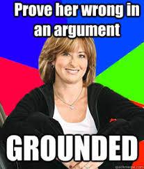 Best of Suburban Mom Meme - Grounded via Relatably.com
