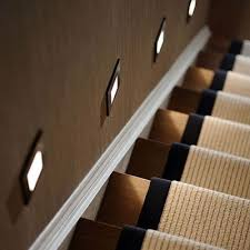 led automatic led stair lighting