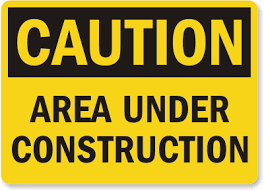 Image result for construction sign