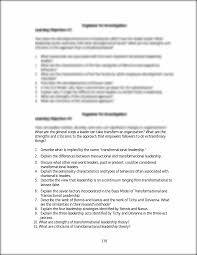 what are the general steps a leader can take transform an this preview has intentionally blurred sections sign up to view the full version