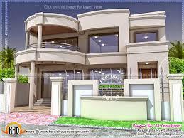 n model house design    house plan ground floor plan    Stylish Indian Home Design