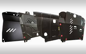 <b>Защита картера</b> — выбираем бронежилет для двигателя