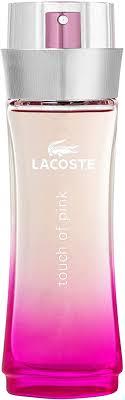 <b>LACOSTE Touch of Pink</b> Eau de Toilette, 90 ml: Amazon.co.uk: Beauty
