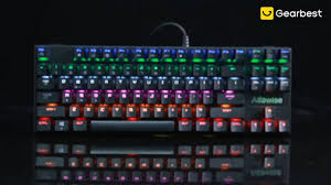 Gearbest - <b>Alfawise K1 LED Backlit</b> Mechanical Keyboard | Facebook