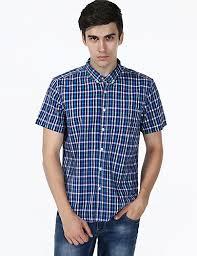 <b>Men's</b> Casual/Daily <b>Simple Summer</b> Shirt,Plaid Shirt Collar Short ...
