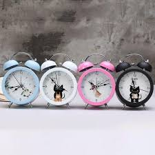 Cute Rabbit Alarm Clock <b>Creative LED Digital Alarm</b> Clock Cartoon ...