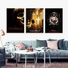 <b>Annabelle Horror Movie Artwork</b> Posters and Prints Wall art ...