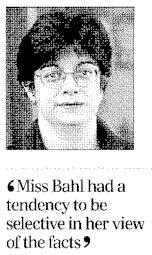 A further report of 17 July 2001 allows the main actors for the Law Society, Robert Sayer and Jane Betts, to give their response to the initial tribunal's ... - telegraph17jul01-b