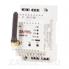 <b>GRM</b>-<b>10</b> - <b>Zamel Приемник</b> дистанционный выключатель GSM ...