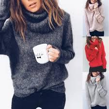 <b>Zogaa</b> 2019 Hot Autumn Winter <b>Women</b> Sweaters and Pullovers ...