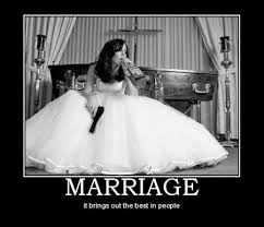 trendykes: Marriage....what the fuck...