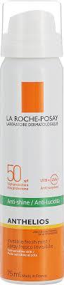 La Roche-Posay Anthelios <b>Спрей</b>-<b>вуаль для лица матирующий</b> ...