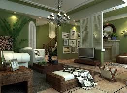 designer black green living room home