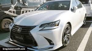 Купить <b>Обвес MODELLISTA</b> Lexus GS <b>F</b>-<b>Sport</b> (2015+)