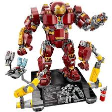 <b>Marvel</b> Super Heros Series <b>Compatible</b> With Legoing 76105 Iron ...