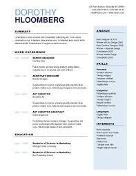 Breakupus Gorgeous Free Resume Templates Best Examples For With     Break Up