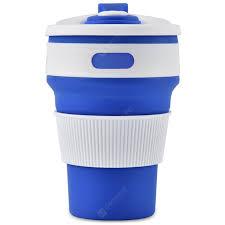 350ml Складная <b>силиконовая бутылка для воды</b> Портативная ...