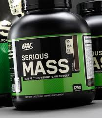 <b>Serious Mass</b> | Optimum Nutrition