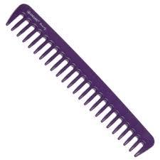 <b>Гребень Dewal Beauty</b> фиолетовый <b>18</b> G-DBFI6021 купить в ...