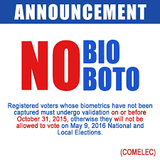 Image result for comelec biometrics