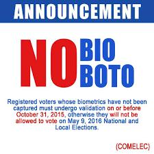 Image result for comelec biometrics