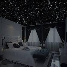 Realistic 3D Domed Glow in The Dark <b>Stars</b>,606 Dots for <b>Starry Sky</b>
