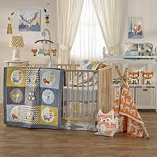 quilted comforter living textiles lolli living woods  piece crib bedding set colorful bedding coordinate