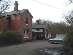 Cowden railway station