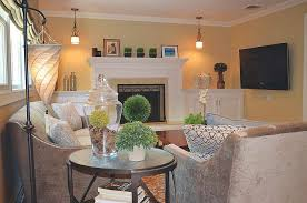 how to arrange furniture in a small living room with fireplace arranging furniture small living
