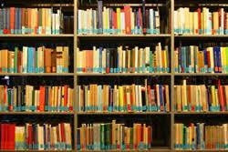 Resultado de imagen de libros estanteria
