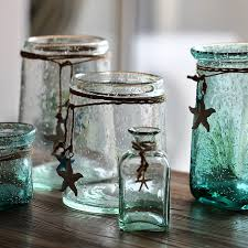 over the culvert of fresh sea bubble glass vase glass hand blown mediterranean wind bubble hand blown glass