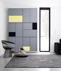 modern grey modular furniture system by montana modular furniture system